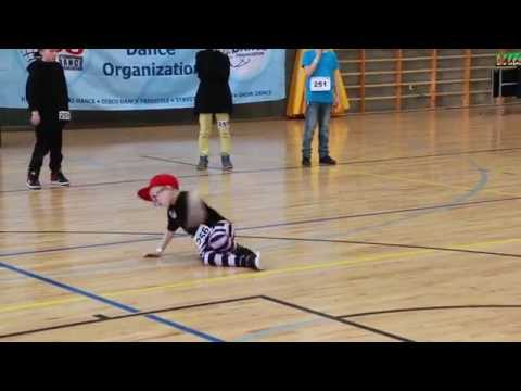 Andre-Ares Metsoja / EDO SPRING CUP 2015 Hip Hop Beginners Solo / Children male final