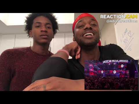 "Cardi B - AMAs Performance ""REACTION VIDEO"""