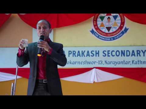 Ashok Kumar Dahal - Academic Director (Buddha Prakash secondary School)