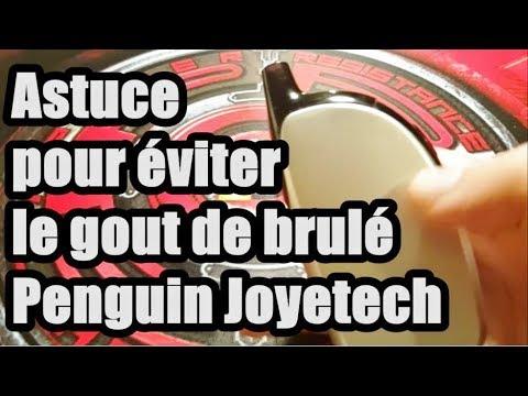 comment viter le gout de br l sur penguin joyetech dry hit youtube. Black Bedroom Furniture Sets. Home Design Ideas
