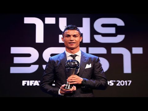 The Best FIFA Football Awards 2017 - Cristiano Ronaldo Wins Best FIFA Men's Player Award 2017