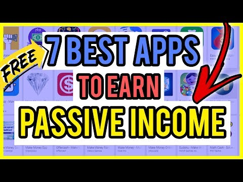 7 Best FREE Apps To Earn Passive Income in 2019