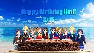Video GM!18 Umi x Umi (Umi's Birthday Video) download MP3, 3GP, MP4, WEBM, AVI, FLV November 2018