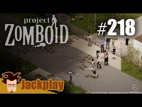 Project Zomboid, S1E218 : Excès de confiance (Build 38, Let's play FR)