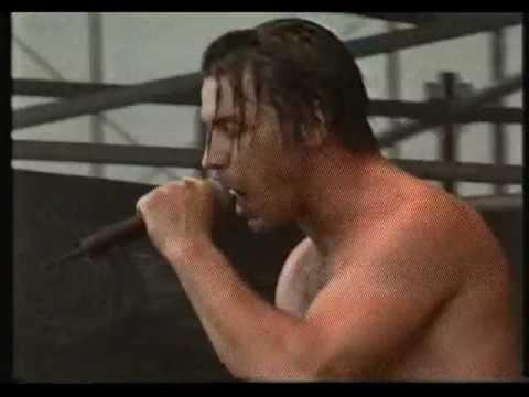 Rammstein - Asche Zu Asche live at pinkpop 1997
