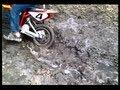 Razor MX500 Electric Dirt Bike Mudding