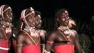 Kenia - Tanz und Gesang der Massai
