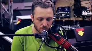 урок электроскрипки в магазине Showmaster