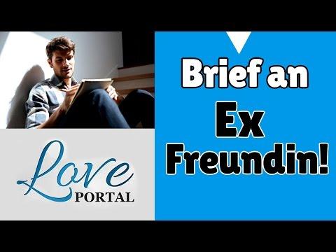 Brief an Ex Freundin - So machst Du den Brief an Ex Freundin wirklich richtig