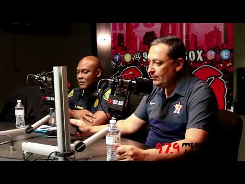 Houston Police Chief Art Acevedo Talks Violence In Third War