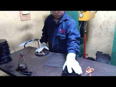 Prensado Industrial de Cauchos | Corporación Jebeemsa SAC