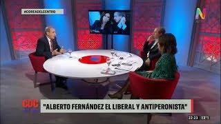 Guillermo Moreno con Ernesto Tenembaum y Maria O&#39Donnell 210519