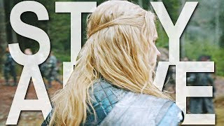 The 100 | stay alive