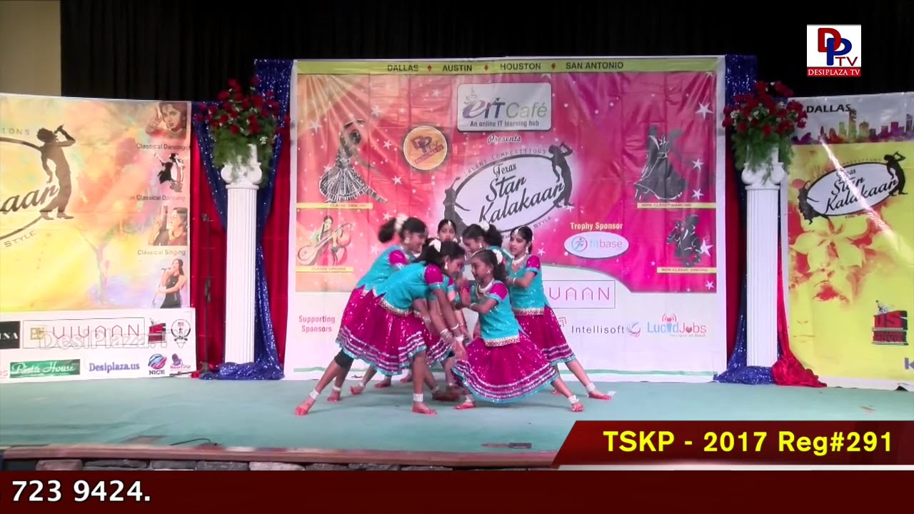 Finals Performance - Reg# TSK2017P291 - Texas Star Kalakaar 2017