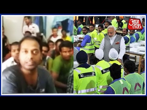 200 Indian Workers Stuck In Doha Unable To Meet PM Modi As He Dines With Others