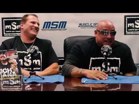 MuscleSport TV Network Pilot (Gregg Valentino & Joe PietaroTV Show)