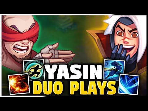 LEE SIN AND