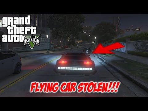 how to keep a stolen car in gta 5
