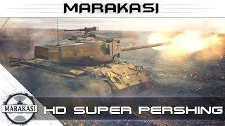 World of Tanks после переделки в HD super pershing больше не гнет?!