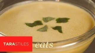 Recipe For Acorn Squash Soup | Tara Stiles Eats