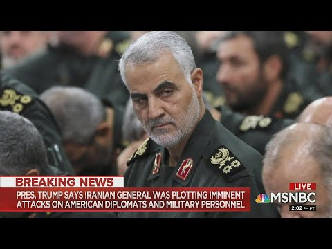 After Trump's Strike on Iran, Bracing for Retaliation - Day That Was | MSNBC