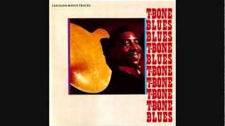 T-BONE WALKER ~ call it stormy monday ~ 1956.