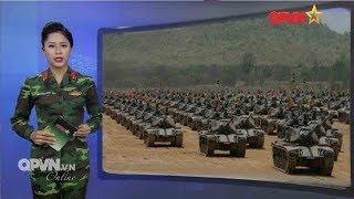 Cả Trung Quốc Ngỡ Ngàng Vì Sức Mạnh Qu,ân Sự Việt Nam Kh,ủng Khi,ếp Thế Này Nga Mỹ còn phải nể sợ