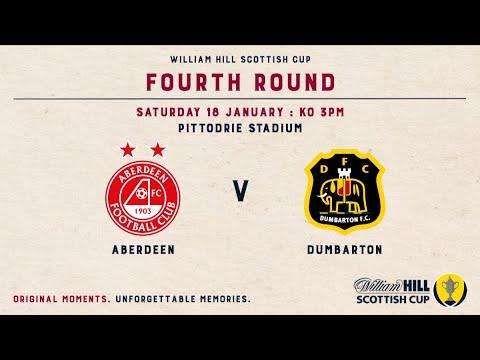 Aberdeen Dumbarton Goals And Highlights