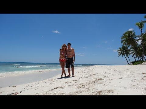 Dominican republic - Island Saona HD (GoPro Hero4)