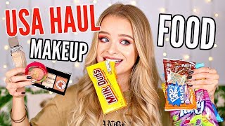 USA HAUL!! - MAKEUP, CLOTHING + SO MUCH FOOD..| sophdoesnails
