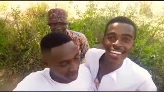 Kal ho na ho karaoke by the Tanzanian boys