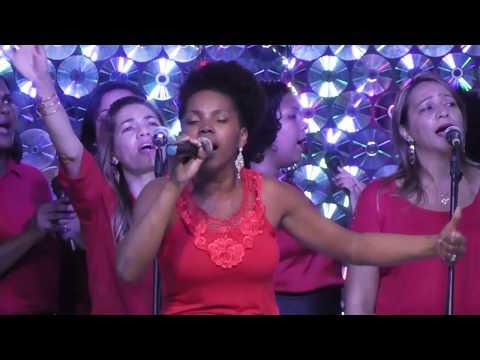 Igreja Cristã Abrigo-Cantata de natal 2016-Coral de mulheres-Jesus, O plano perfeito