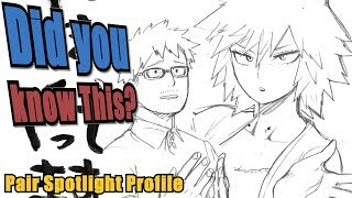 Bakugo's Mom And Dad Explained! Their Quirks, Their History and Their Dynamic || My Hero Academia
