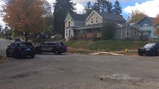 Police surround Grand Rapids home after pistol-whipping