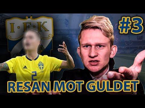 'OMG KÖPER SVENSK LANDSLAGSMAN!!!' | IFK GÖTEBORG KARRIÄRLÄGE - FIFA 19 PÅ SVENSKA