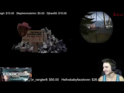 Payback Mission #83 - VladmirMcDoogle gets stream sniped by Batosii.