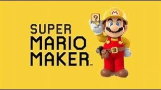 Playing your levels (except troll)(Super Mario Maker)(Wii U)(!add 000-000-000)
