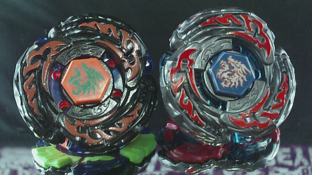 Beyblade L-Drag... L Drago Destructor