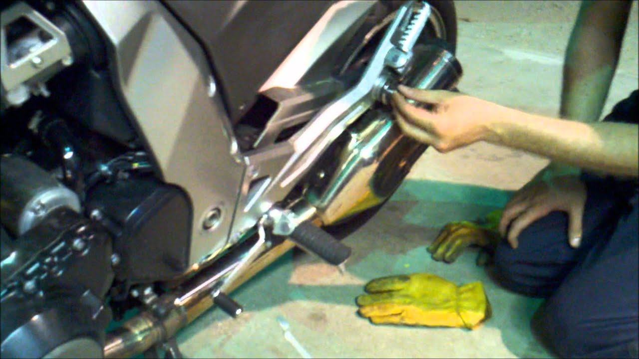 Vehicle Down Sensor Bypass Kawasaki