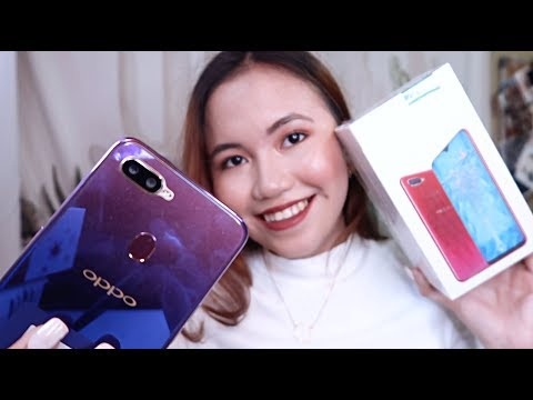 OPPO F9 UNBOXING & QUICK REVIEW (SELFIE GAME TO THE NEXT LEVEL) להורדה