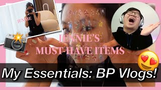 Download JENNIE (제니) - 'Jennie's Everyday Essentials' Vlog Reaction 리액션