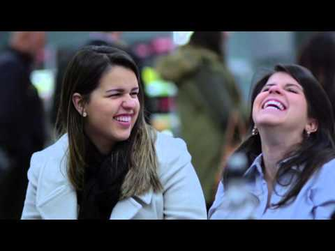 Northumbria University Brazilian Student Recruitment Video
