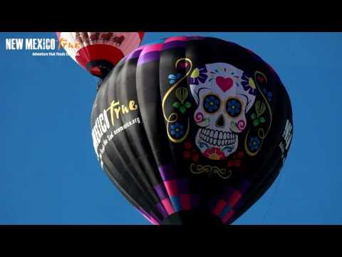 True-Lee New Mexico Balloon Flight