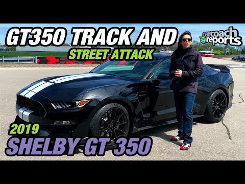 2019 Shelby GT350 - GT350 Track Review and Street Attack