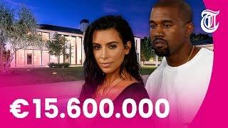 Megavilla Kim Kardashian wéér op de markt
