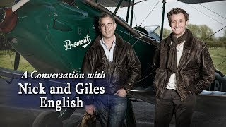 A Conversation with Nick & Giles English