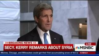 Kerry: Al Qaeda Is
