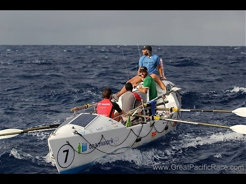 Team Battleborn - Pacific Row 2014