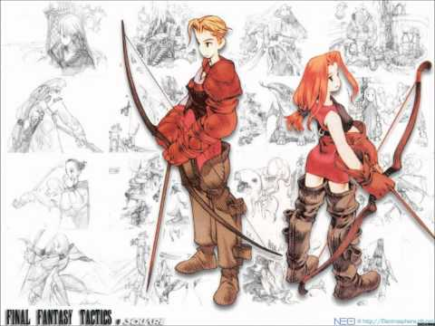 Final Fantasy Tactics-In Pursuit extended