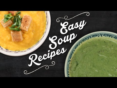 Easy Soup Recipes | Healthy Soup Recipes | Get Curried